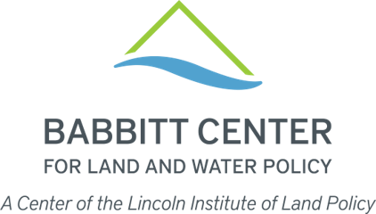 babbitt center for land and water policy